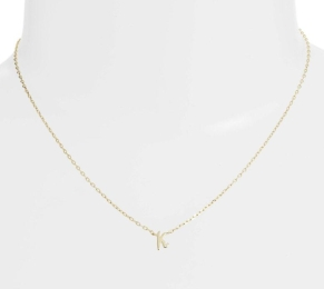Kate Spade Initial Necklace