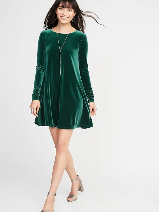 cn15927847_old navy velvet dress